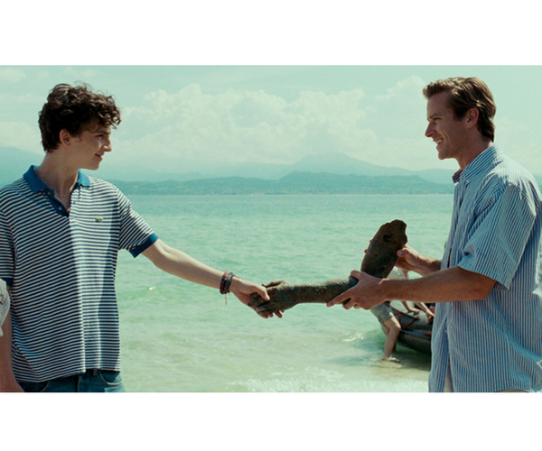 Call me by your name. / Productora.