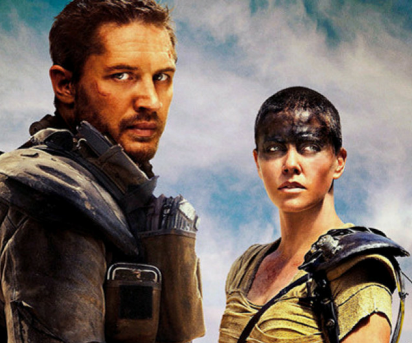 Charlize Theron y Tom Hardy en Mad Max. / Productora.
