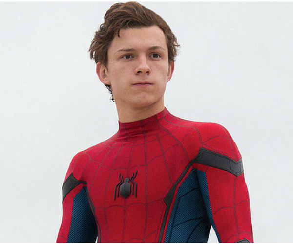 Tom Holland, actor. / Productora.