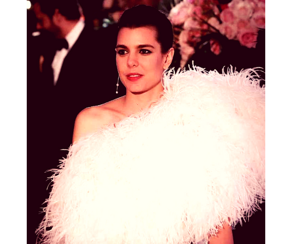 Carlota Casiraghi. / Pinterest.