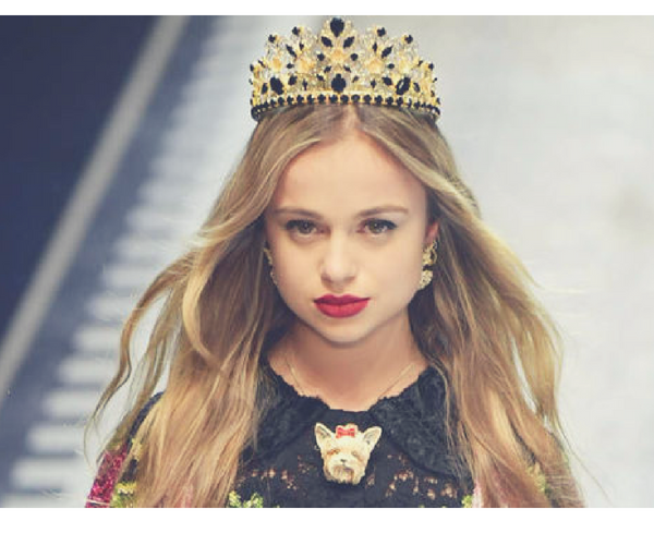 Lady Amelia Windsor. / Instagram.