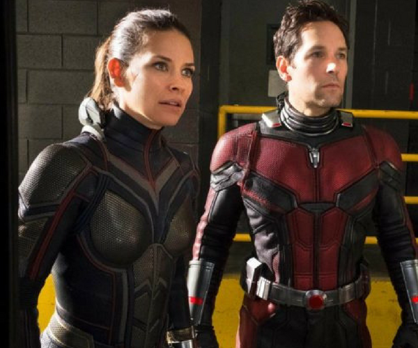 Ant-Man and the Wasp. / Productora.