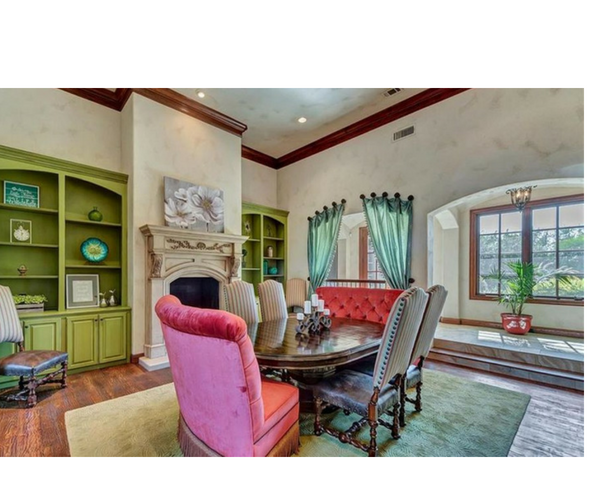 Mansión de Selena Gomez. / Briggs Freeman Sotheby's International Realty.