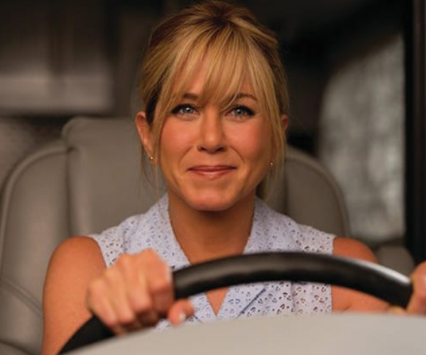 Jennifer Aniston, actriz. / Productora.