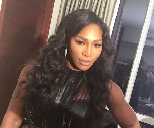 Serena Williams, tenista. / Instagram.