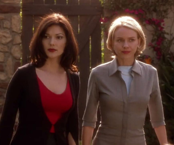 Mulholland Drive. / Productora.