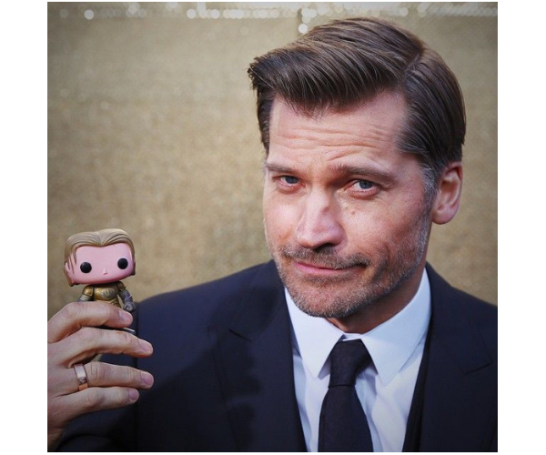 Nikolaj Coster-Waldau, el actor ya ha cumplido 48 añitos. / Instagram.