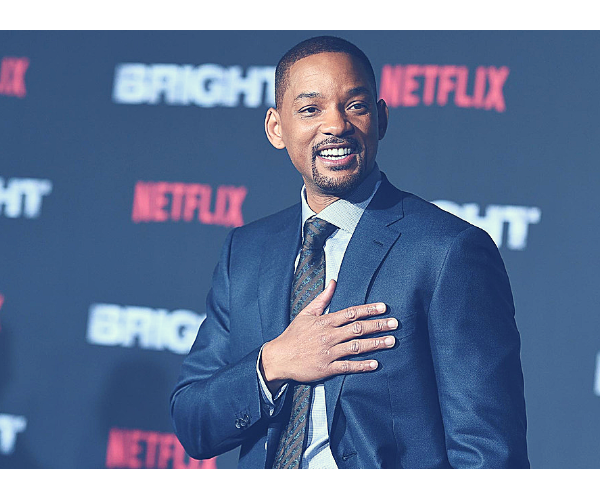 Will Smith, el actor y rapero ya cumplió sus 50 primaveras. / RR SS.