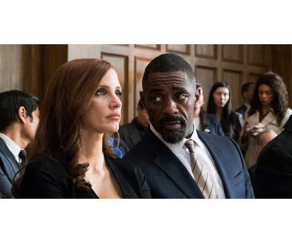 Molly's Game. / Productora.