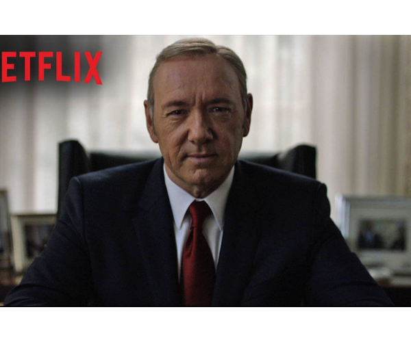 House of cards. Netflix.