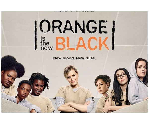Orange is the new black. / Netflix.