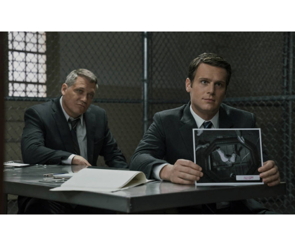 Mindhunter. / Productora.