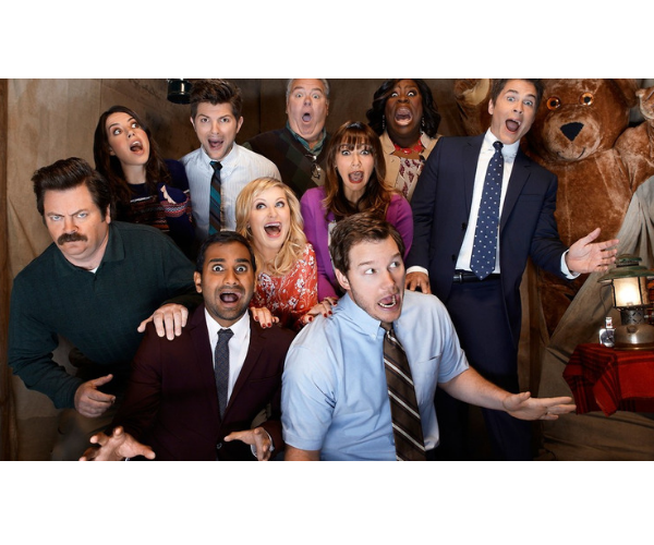 Parks and Recreation. / Productora.
