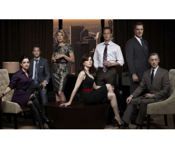 The Good Wife. / Productora.