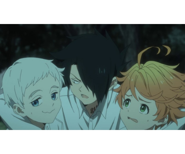 The Promised Neverland. Productora.