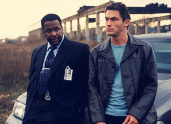 The Wire. HBO.