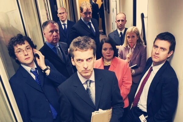 The Thick of It. BBC.
