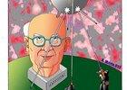 Homenaje de Xaquin Marín a Georges Wolinski y colegas de Charlie Hebdo
