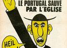 Una portada de Wolinski, en la revista francesa Charlie Hebdo