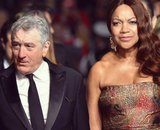 Robert De Niro y Grace Hightower. RR SS