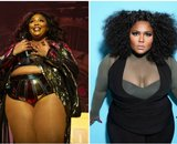 Lizzo, cantante. RR SS.