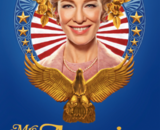 Cate Blanchett es Phyllis Schlafly. HBO.