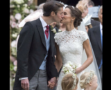 Pippa Middleton y James Matthews. / Twitter.