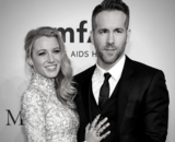 Blake Lively, actriz; Ryan Reynolds, actor. / Pinterest.