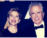 Annette Bening, actriz; y Warren Beatty; actor. / Pinterest.