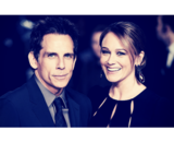 Ben Stiller, actor; y Christine Taylor, actriz. / Pinterest.