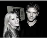 Reese Witherspoon, actriz; y Ryan Phillippe, actor. / Pinterest.