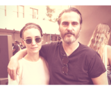 Rooney Mara, actriz; y Joaquin Phoenix, actor. / Pinterest.