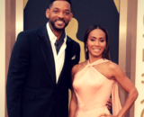 Will Smith, actor; y Jada Pinkett Smith; actriz. / RR SS.