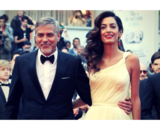 George, actor; y Amal Clooney, abogada. / Pinterest.