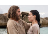 Rooney Mara, actriz; y Joaquin Phoenix, actor. / Productora.