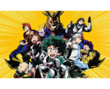 My hero academia. Productora.