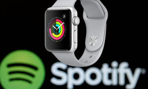 Spotify llega al Apple Watch