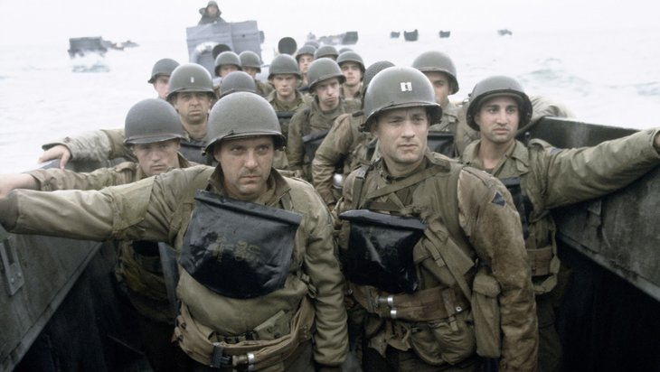 Spielberg and his persuasive intention; a political film Saving private Ryan
