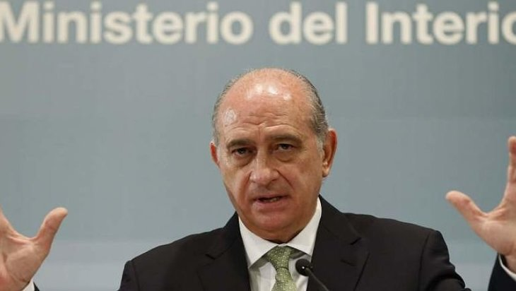 Joaquim bosch mundiario for Ministro del interior espanol