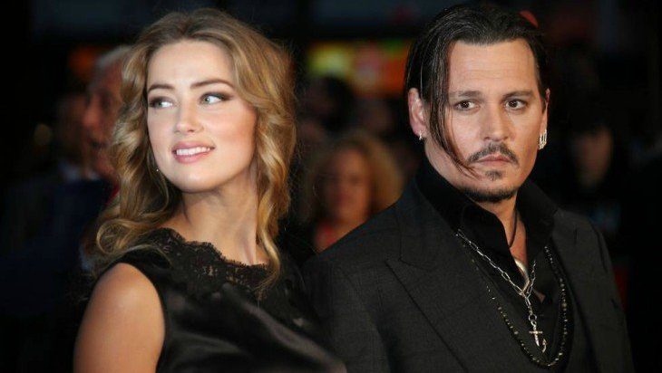 Amber Heard, la ex de Johnny Depp, en otro escándalo sexual