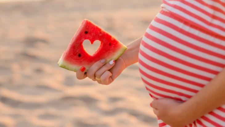 diabetes del embarazo sandía