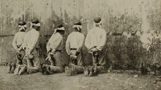 Cristera-84-Irapuato-1929-Cristeros-fusilados-Cuartel-de-calle-Alvaro-Obregón