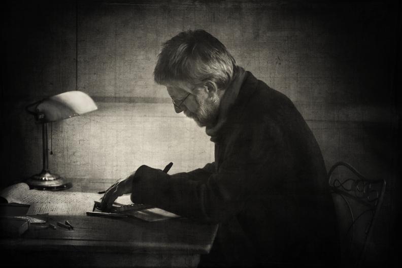 El Duro Trabajo De Escribir Bien