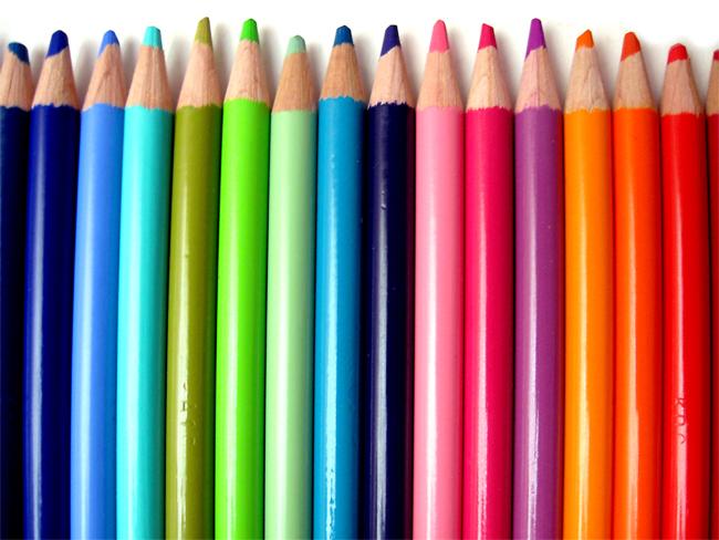 Pencil And In Color Camo Clipart: Cada Sentimiento Y Emoción, Un Color Del Arco Iris: Según
