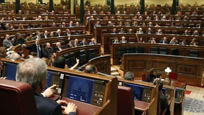 Congreso de los Diputados, Madrid / change.org