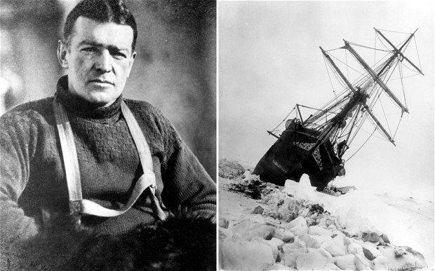 La Teoría del Éxito por Shackleton, en el centenario de su Expedición Imperial - Sociedad - Mundiario