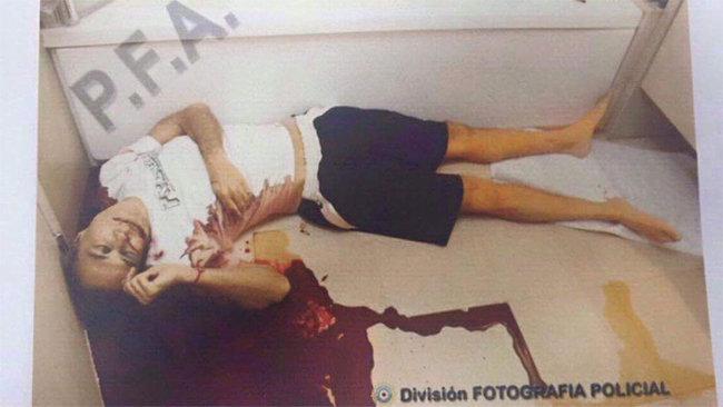 Fotos Del Cangri Muerto: El Caso Del Fiscal Nisman Se Enreda Con La Difusión De