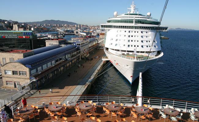 Oportunidades y riesgos en la compleja industria de los - Puerto de vigo cruceros ...