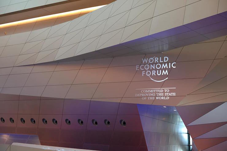 World Economic Forum. / Facebook