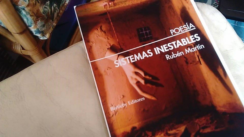 Sistemas inestables, de Rubén Martín/ M.G.P